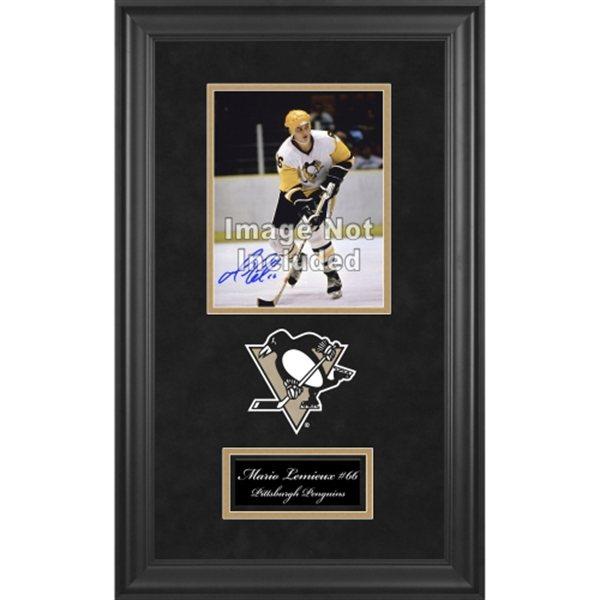 Penguins Deluxe 8″ x 10″ Team Logo Frame