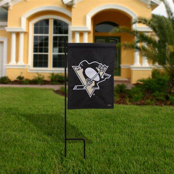 """Penguins 12.5"""" x 18"""" Garden Flag"""