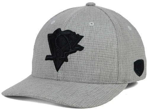 Penguins Old Time Hockey Smoked Cap