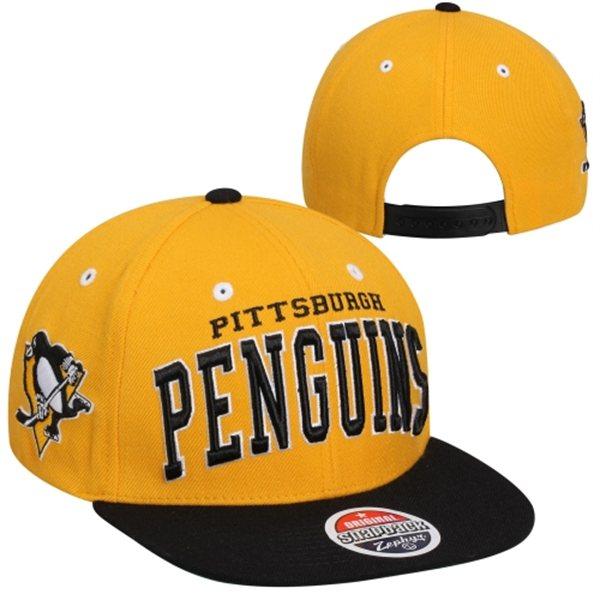 Zephyr Penguins Super Star Snapback Hat