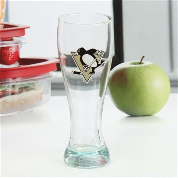 Penguins 23oz. Pilsner Glass